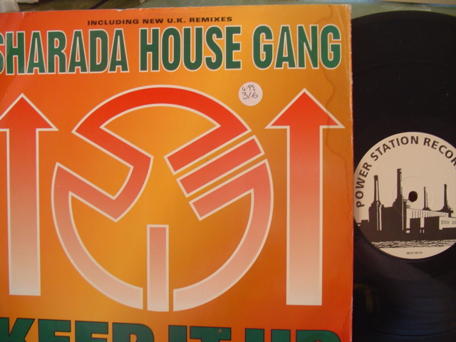 Sharada House Gang - Keep It Up - 316