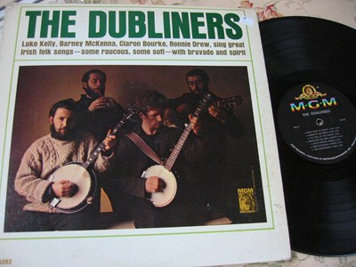 THE DUBLINERS - RARE MGM USA PRESSING