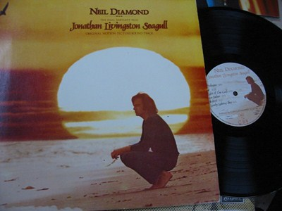 Neil Diamond - Jonathan Livingston Seagull - CBS -UK Pressing