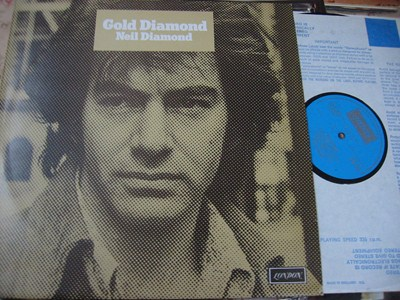 Neil Diamond - GOLD DIAMOND - London UK Pressing 1972
