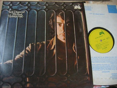 Neil Diamond - Tap Root Manuscript - UNI UK Pressing 1971