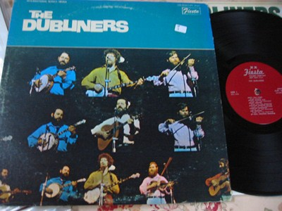 THE DUBLINERS - RARE FIESTA RECORDS USA PRESSING
