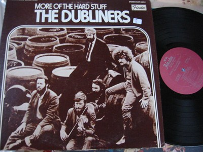 THE DUBLINERS - MORE OF THE HARD STUFF FIESTA