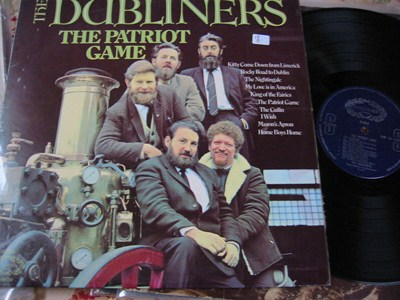 THE DUBLINERS - THE PATRIOT GAME - HALLMARK