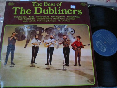 THE DUBLINERS - THE BEST OF - HALLMARK