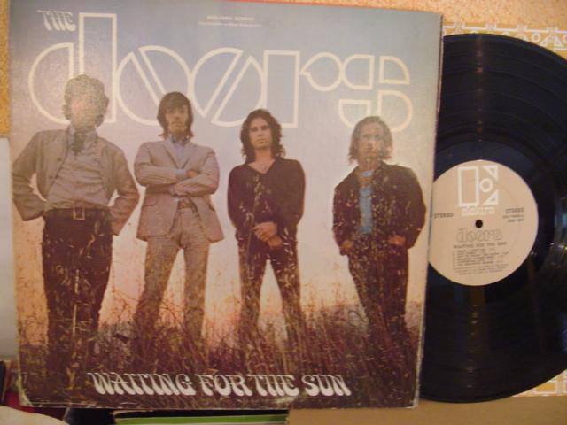 THE DOORS - WAITING FOR SUN - GOLD LABEL ELEKTRA - AR 100