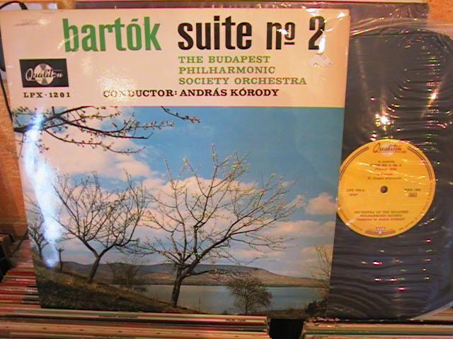 BARTOK - SUITE No 2 KORODY - QUALITON