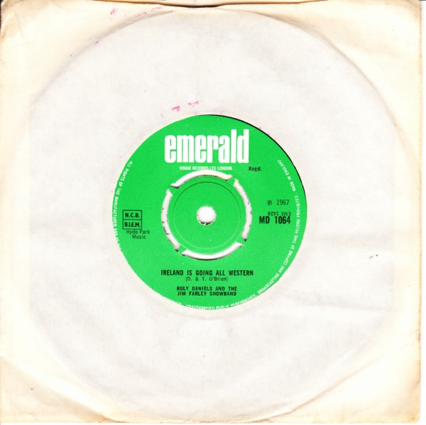 Emerald MD.1053 - Roly Daniels & Jim Farley Showband