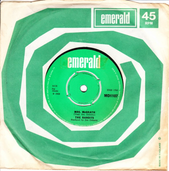 Emerald MD.1100 - The Cotorie - 1968