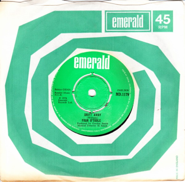 Emerald MD.1179 - Fran O'Toole - 1974