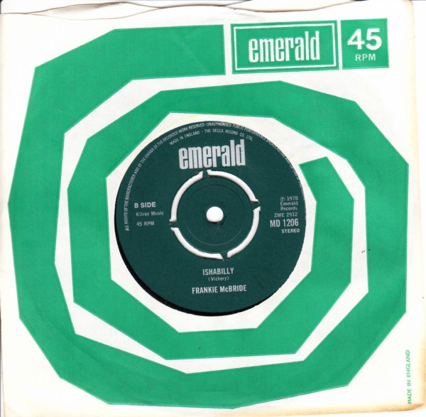 Emerald MD.1206 - Frankie McBride - 1978 Demo