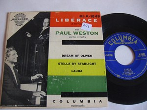 LIBERACHE & PAUL WESTON - Dream Olwyn - COLUMBIA