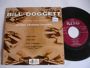 BILL DOGGETT - CHRISTMAS FAVOURITE - KING ep