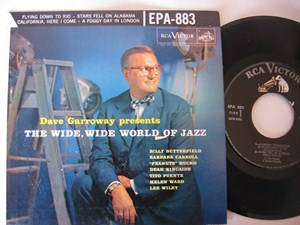 VARIOUS ARTISTS - WIDE WIDE WORLD OF JAZZ - RCA