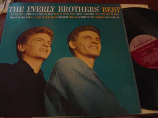 EVERLY BROTHERS - THE BEST - CADENCE { AF 302
