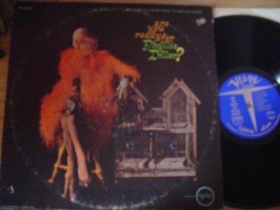 PHYLLIS DILLER - ARE YOU READY FOR - VERVE { F 245