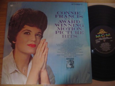 CONNIE FRANCIS - AWARD WINNING - MGM { F 240