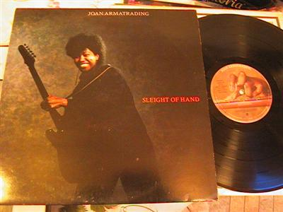 JOAN ARMATRADING - SLEIGHT OF HAND - A & M { FV 212
