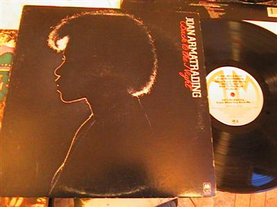 JOAN ARMATRADING - BACK TO THE NIGHT - A & M { FV 215