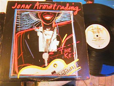 JOAN ARMATRADING - THE KEY - A & M { FV 216