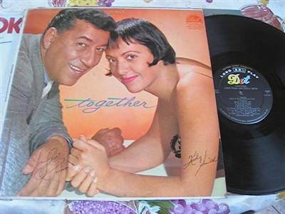KEELY SMITH & LOUIS PRIMA - TOGETHER - DOT { F 110