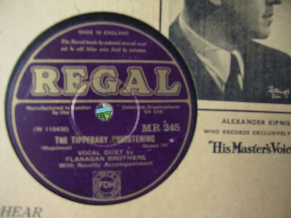 Flanagan Brothers - Regal MR 245 - Over the Waves