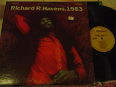 RICHIE HAVENS - 1983 - VERVE 2LP { Z 171
