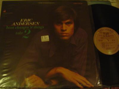 ERIC ANDERSEN - BOUT CHANGES & THINGS 2 - VANGUARD { Z 187