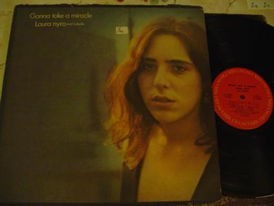 LAURA NYRO - GONNA TAKE MIRACLE - COLUMBIA { Z 190