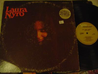 LAURA NYRO - THE FIRST SONG - VERVE { Z 191