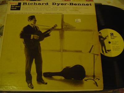 RICHARD DYRE - BENNETT - SELF TITLE { Z 201