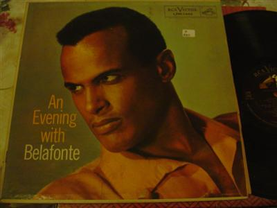 HARRY BELAFONTE - AN EVENING WITH - RCA [ Z 232