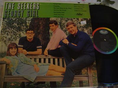 THE SEEKERS - GEORGY GIRL - CAPITOL { Z 258