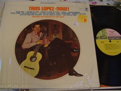 TRINI LOPEZ - NOW - REPRISE { Z 261