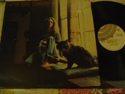 CAROLE KING - TAPESTRY - ODE RECORDS {Z 104