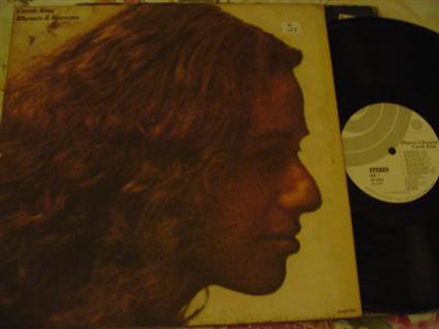 CAROLE KING - RHYMES & REASONS - ODE RECORDS {Z 125