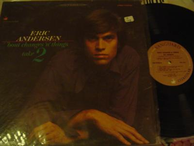 ERIC ANDERSEN - BOUT CHANGES & THINGS 2 - VANGUARD { Z 168