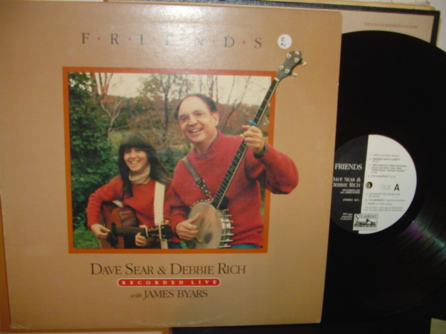 DAVID SEARS & DEBBIE RICH - FRIENDS - Z 21 - STEAMBOAT