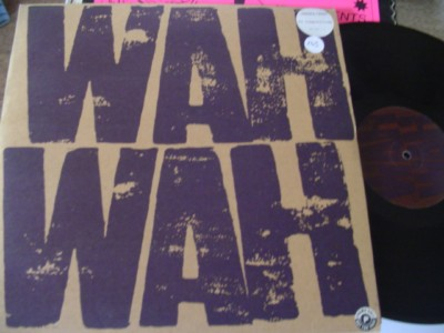 JAMES & ENO - WAH WAH - FONTANA 2LP { K 245