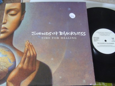 SOUNDS OF BLACKNESS - TIME HEALING - POLYGRAM 2LP { K 253