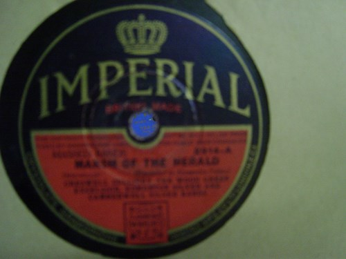 Various Massed Bands - Imperial 2914 & 2924 UK 2 Discs