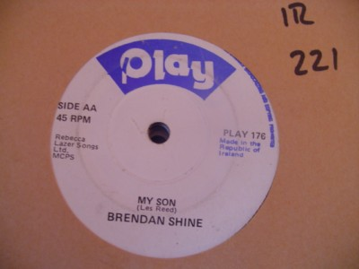 PLAY 176 - BRENDAN SHINE - BIDDY GLENROE
