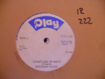 PLAY 135 - BRENDAN SHINE - CATCH ME IF YOU -