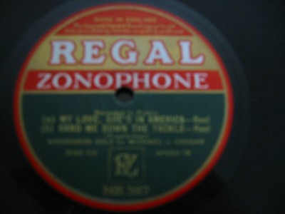 MICHAEL GROGAN - REELS & HORNPIPES - REGAL MR 367