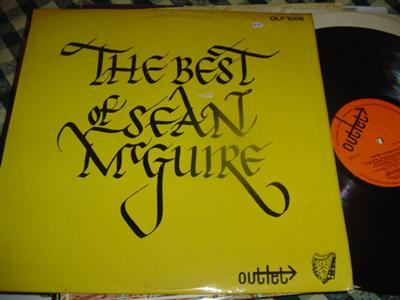 SEAN McGUIRE - BEST OF - OUTLET { 221