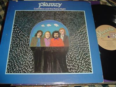 PLANXTY - COLD BLOW & RAINY NIGHT - SHANACHIE 79011