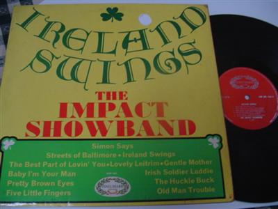 IMPACT SHOWBAND - IRELAND SWINGS - MFP { 283