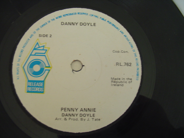 RL 0762 - DANNY DOYLE - JESUS MY KIND OF PEOPLE