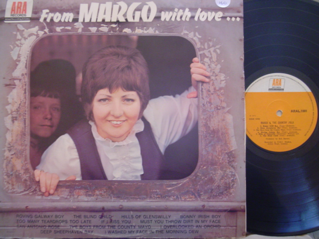 MARGO - FROM MARGO - WITH LOVE - ARA RECORDS
