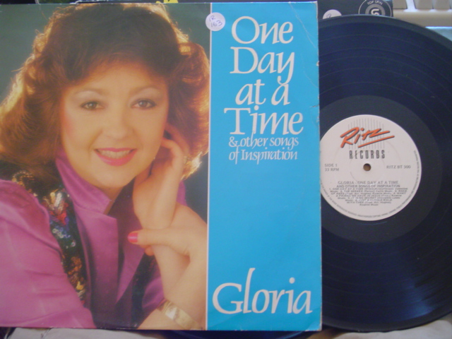 GLORIA - ONE DAY AT A TIME - RITZ RECORDS LP